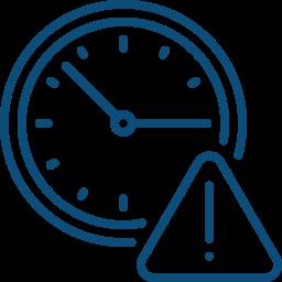 ícone de relógio