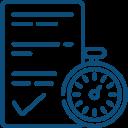 ícone de multa